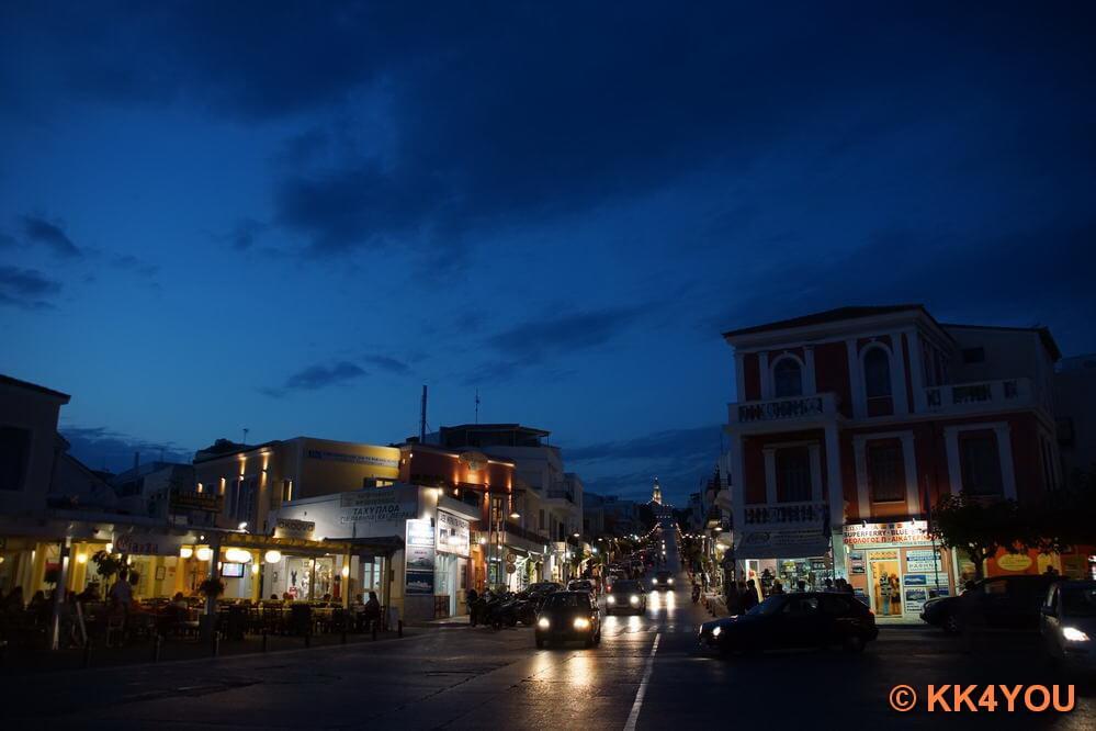 Hafen Tinos