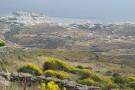 Ausblick vom Exombourgo auf Tinos Stadt