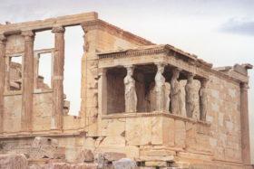 Athen -Akropolis