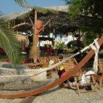 Amorgos Aegiali -Strandbar