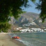 Amorgos Hafen Agiali