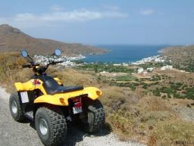 Amorgos -Blick auf Katapola