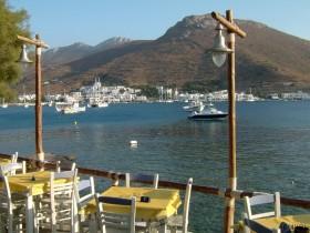 Amorgos -Bucht von Katapola