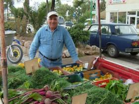 Lavrion -frisches vom Markt