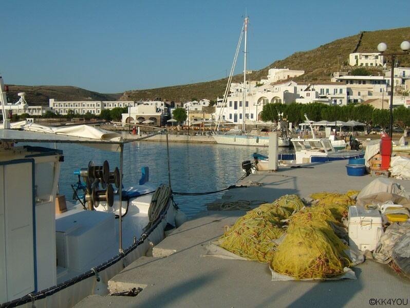 Kythnos -Ormos Loutra
