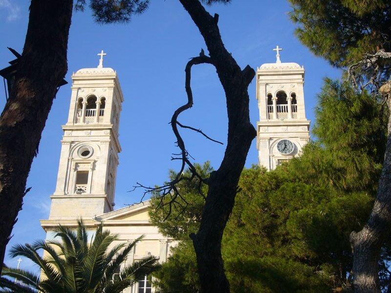 Syros -Kirche Ermoupolis