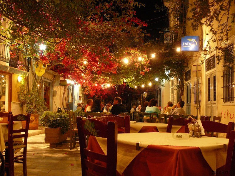 Syros -Altstadt Ermoupolis