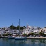 Milos- Hafen Adamas