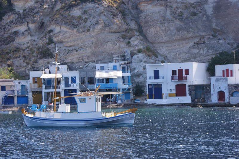 Küstenrundfahrt - Sommersiedlung Klima