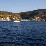Ankerplatz Sifnos Ormos Vathy