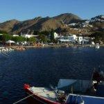 Serifos -Strand von Livadi