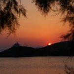 Kea- Bucht Limi A. Nikolaou, östliche Bucht Vourkarion