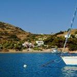 Lera Lipso –Ankerbucht im Süden der Insel Lipsi