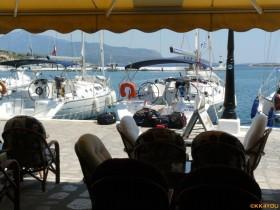 Samos -Pythagorio, Yacht HERA