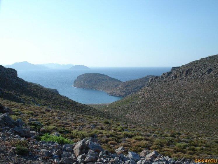 Fjord von Kalymnos -Ormos Palaio