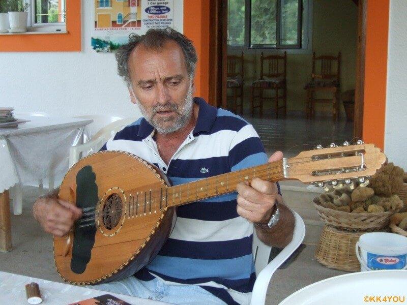 Kalymnos -O. Palaio -Wirt Nikolas