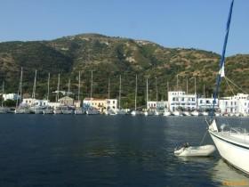 Nisyros -Hafen Paloi Süd Kai