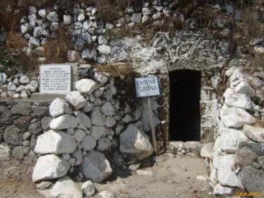 Nisyros -Natursauna in Emborios