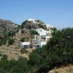 Nisyros -Mit dem Roller rund um den Vulkan