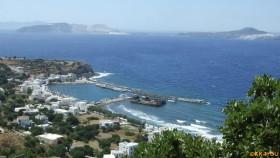 Nisyros -Hafen Paloi Stand 2011