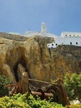 Nisyros -Mandraki Wallfahrtskirche Panagia Spiliani