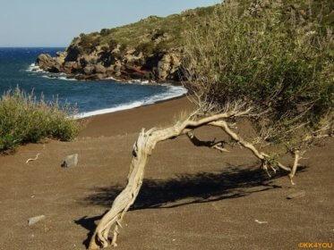 Nisyros -Ammos Beach