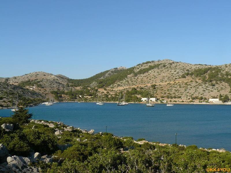 Bucht Ormos Panormitis