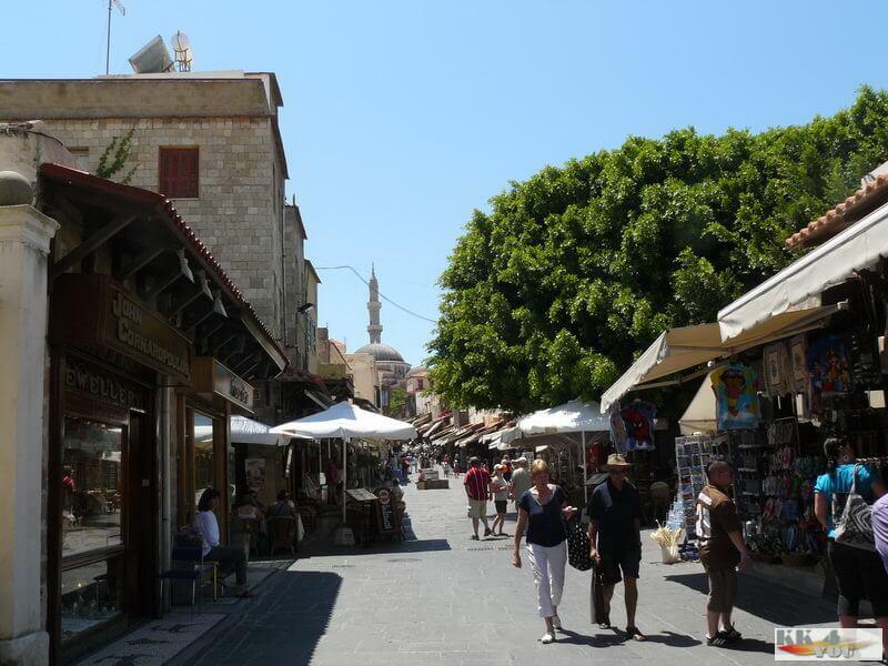 Rhodos -Altstadt