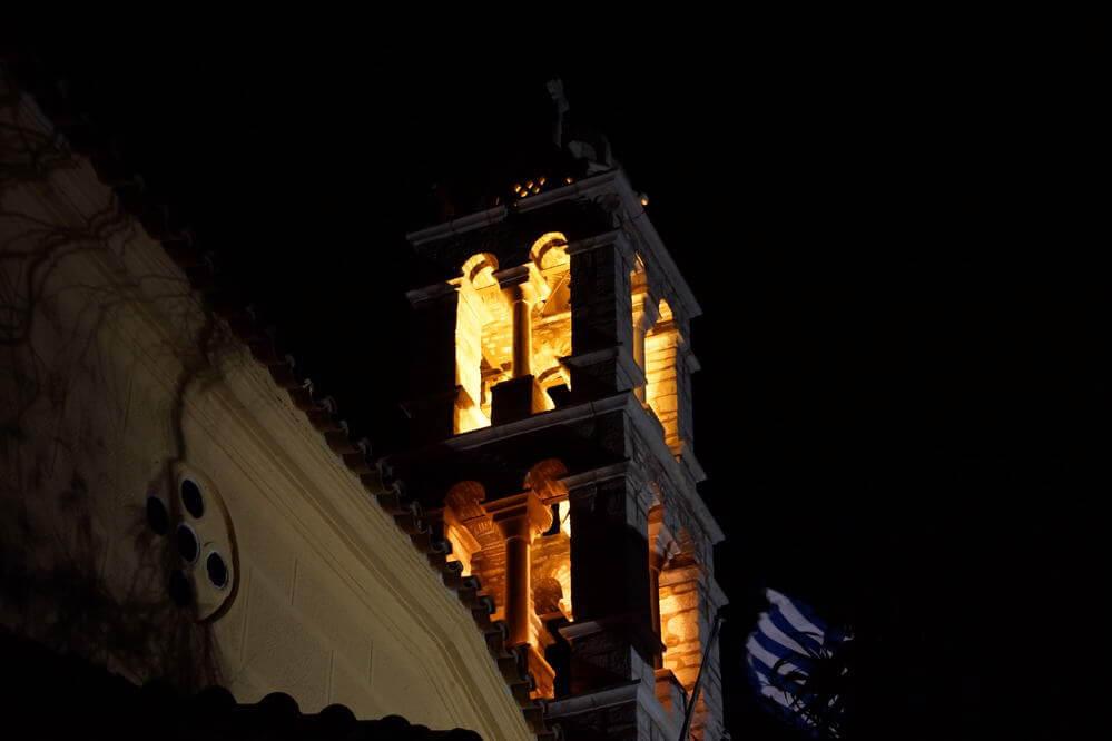 Kirchturm in der Altstadt