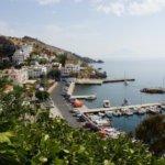 Törn zwischen Samos und Kalymnos Ikaria -Agios Kirykos