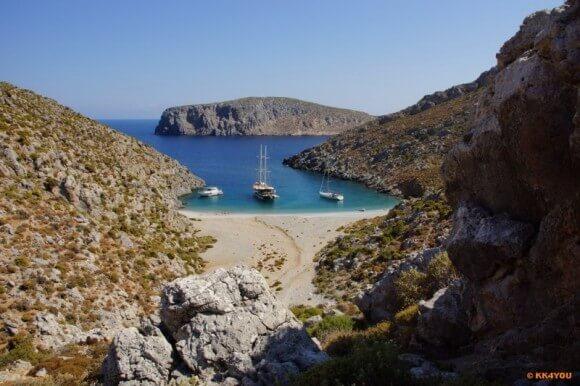 Kalymnos -Ormos Sikati