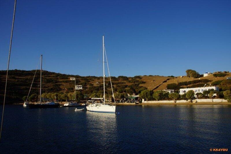 Törn zwischen Samos und Kalymnos