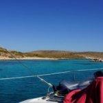 Arki -Blaue Lagune