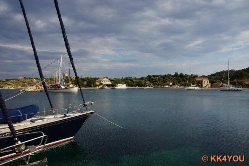 Hafen Kastos