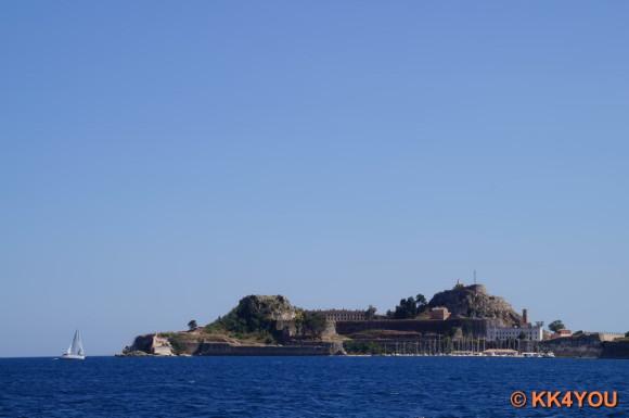 Korfu -Altes Fort