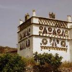 Taubenturm ein Wahrzeichen von Tinos