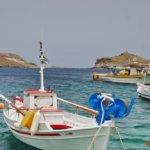 Hafenstädtchen Ormos Panormou