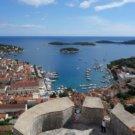 Törn zwischen Trogir und Hvar in Mitteldalmatien