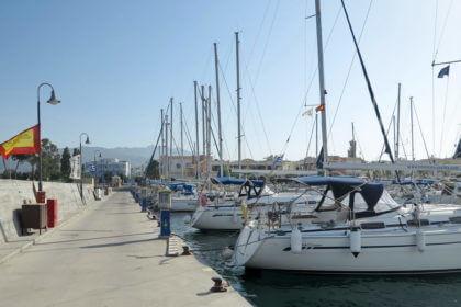 Törn zwischen Kos und Naxos -Kos Marina