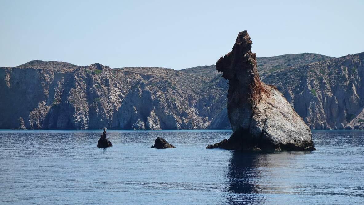 Milos - Küste