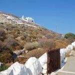 Folegandros -spektakulär, einsam, schön und karg.