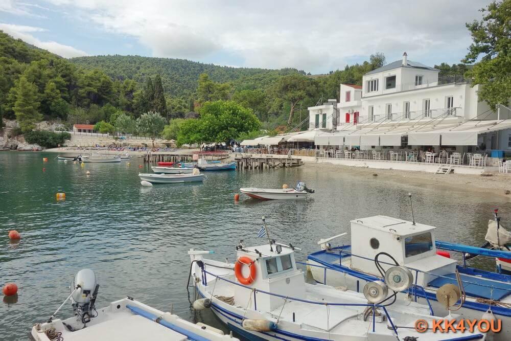Skopelos -Agnontas
