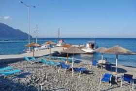 Karpathos -Strand von Diafani
