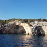 Zakynthos -Blaue Grotte