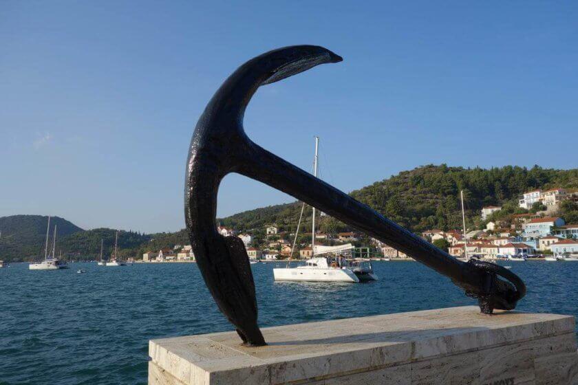 Törn Ionisches Meer Ithaka -Vathy