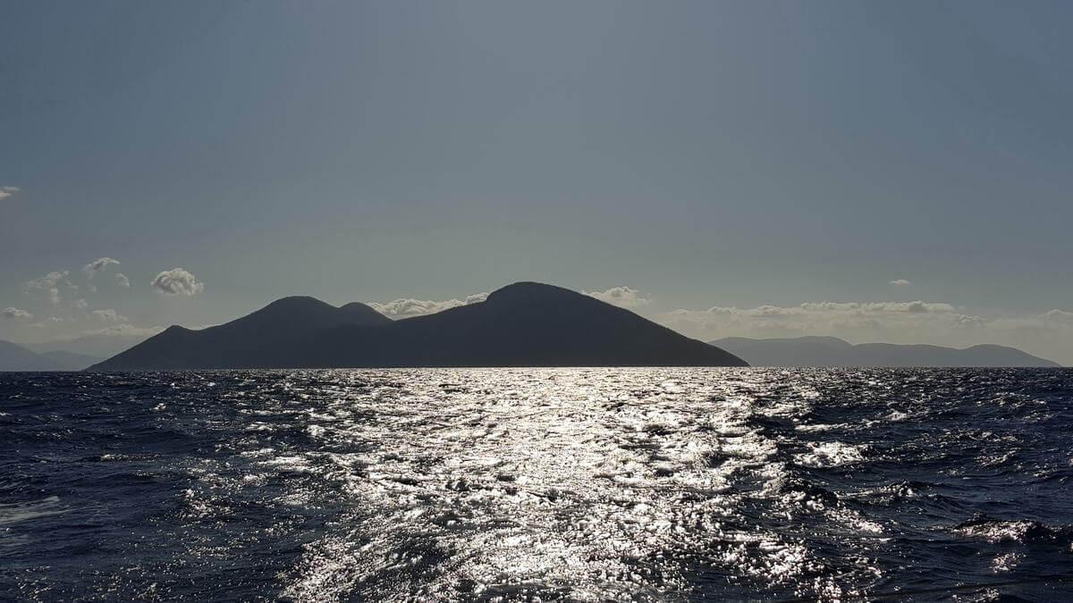 Abendstimmung im Ionnischen Meer