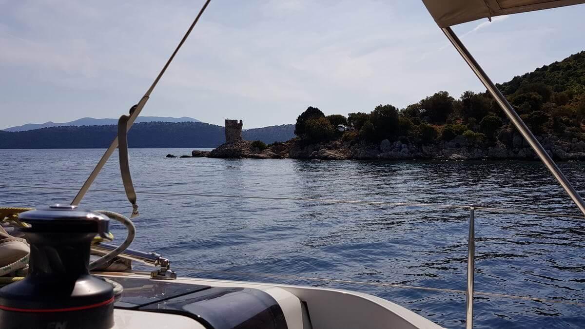 Kalamos Porta Leone