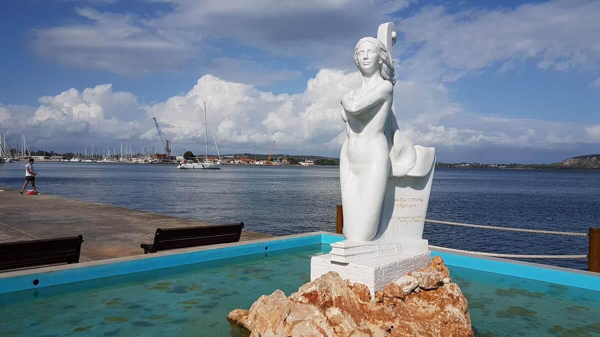 Hafen Preveza
