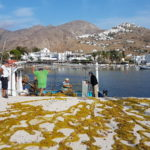 Hafen Livadion Serifos