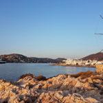 Paros -Hafenstadt Parikia
